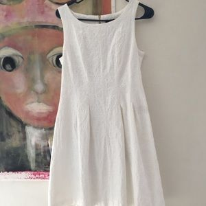 Beautiful white dress ♥️♥️♥️